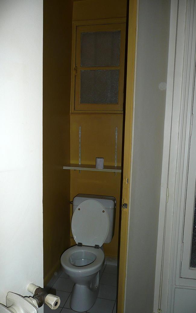 Saint-Sulpice WC Avant