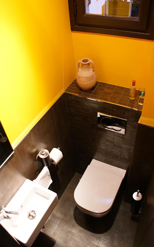 Saint-Sulpice WC Après